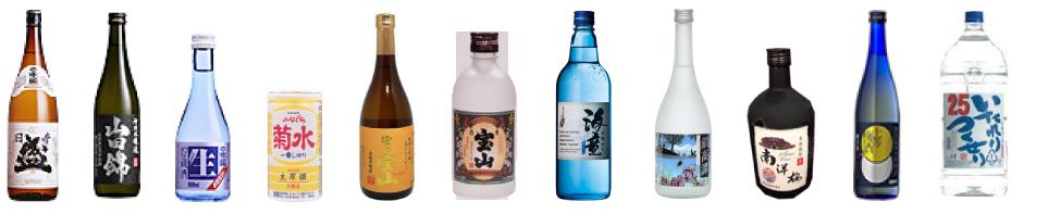 SAKE SHOCHU WINE