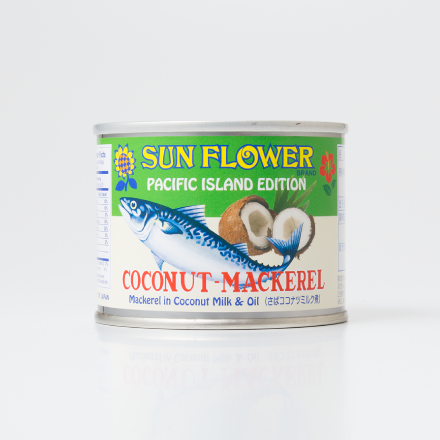 MACKEREL IN COCONUT MILK & OIL(COCONUT-MACKEREL)